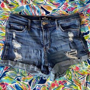 Hollister Hi-Rise Shorts